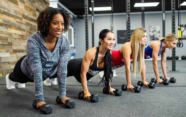 fit body boot camp clients