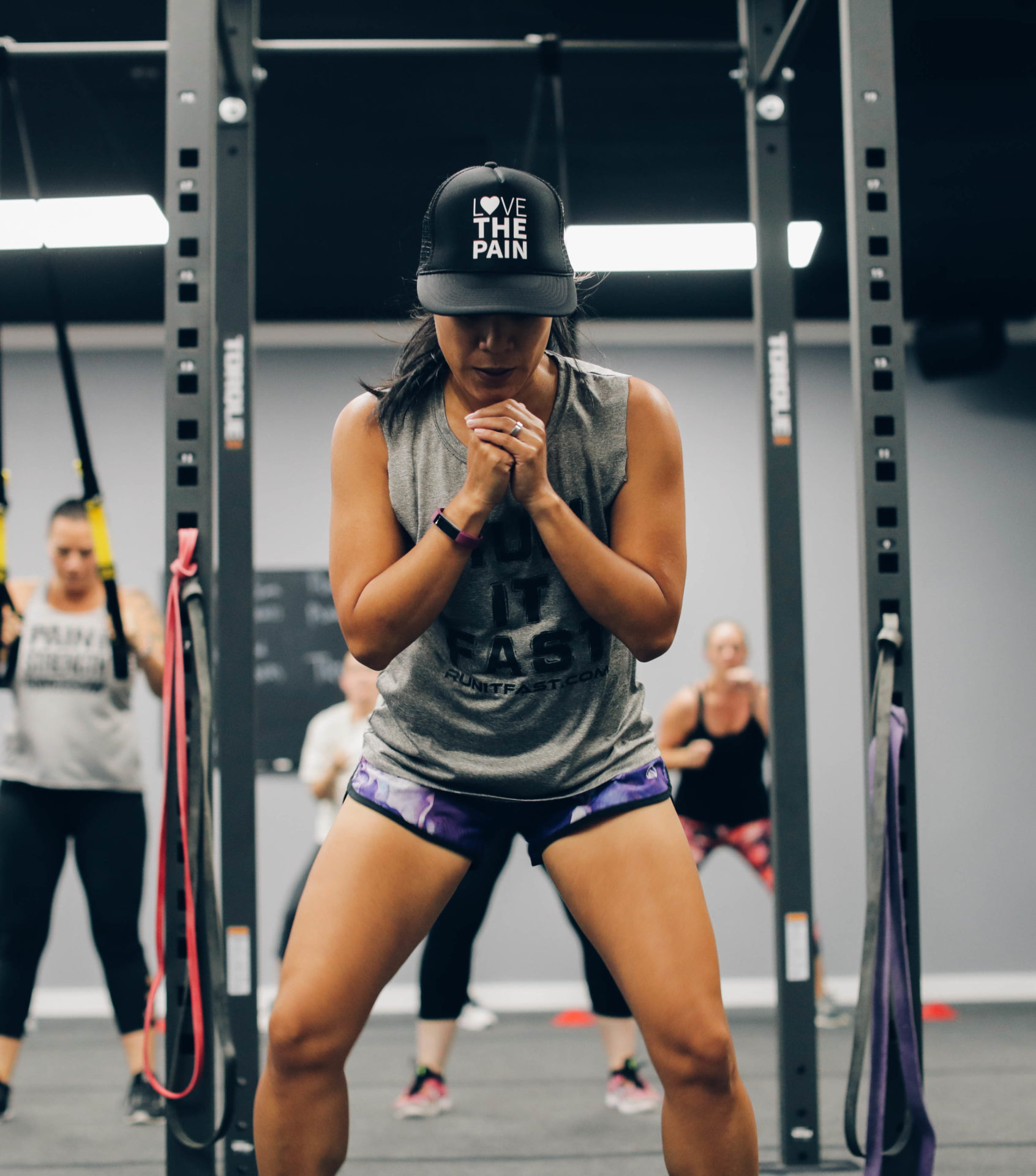 fit body boot camp workout session